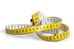 Free Measuring Tape Royalty Free Stock Photo - 15065815