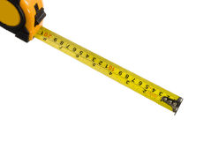 Measuring tape 2 Stock Photography