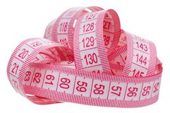 Measuring tape Royalty Free Stock Photo