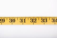 Measuring tape. Royalty Free Stock Image