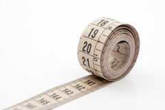 Measuring tape. Stock Photos