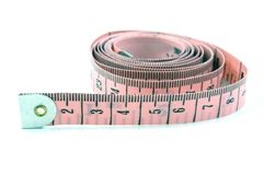 Measuring Tape. In Centimeter Royalty Free Stock Photography