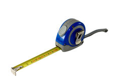 Measuring Tape. Measuring Tape for Construction and general handcraft Royalty Free Stock Photos