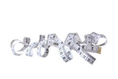 Measuring tape Royalty Free Stock Photography