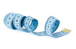 Free Measuring Tape Of The Tailor Royalty Free Stock Photo - 55377775