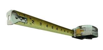 Measuring Tape. Ruler metrics Stock Images