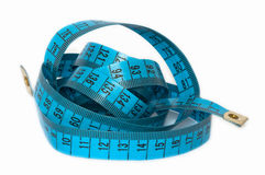 A measuring tape. Stock Photography
