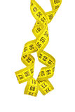 Measuring tape of the tailor Royalty Free Stock Photo
