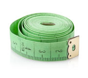 Measuring tape tailor tool Stock Photos