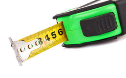 Measuring tape for tool roulette Royalty Free Stock Photography