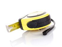 Measuring tape for tool roulette Stock Photos