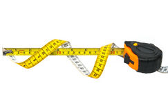 Measuring tapes Royalty Free Stock Photo