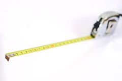 Measuring tool Royalty Free Stock Photo