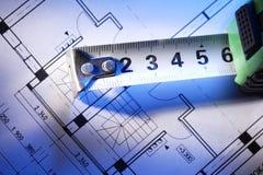 Free Measuring Tool And Draft Stock Photos - 9579173