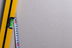 Measuring tools Royalty Free Stock Image