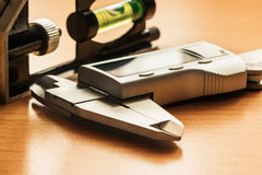 Measuring tools Royalty Free Stock Photography