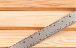 Measuring Up Stock Image