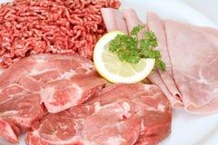 meat royaltyfri foto