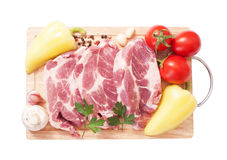 Meat. Royalty Free Stock Images