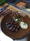 meat Royaltyfri Fotografi