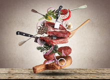 Meat Royalty Free Stock Images
