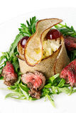 Meat appetizer Royalty Free Stock Images