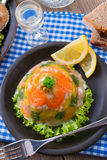Meat aspic Stock Image