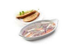 Meat Aspic Stock Photos