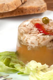 Meat aspic Stock Images