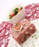 Meat in aspic Stock Photos