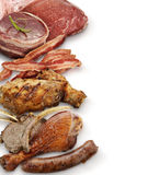 Meat Assortment Stock Image