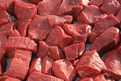 Meat background Stock Images