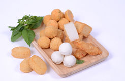 Meat ball Royalty Free Stock Images