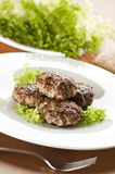 Meat balls Royalty Free Stock Photo