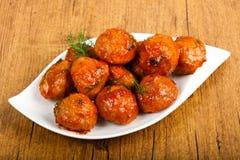 Free Meat Balls Royalty Free Stock Photos - 115637038