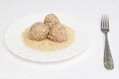 Meat balls Stock Photo