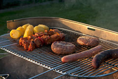 Meat Barbecue - 1 Stock Image