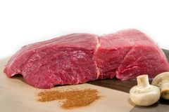 Meat  beef Royalty Free Stock Photography