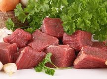 Meat beef Royalty Free Stock Photos