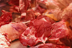 Meat bunch Royalty Free Stock Photo