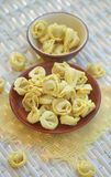 Meat Cappelletti Royalty Free Stock Photo