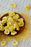 Meat Cappelletti Stock Photography