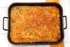 Meat Casserole Royalty Free Stock Image