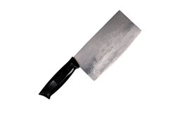 Meat cleaver Stock Photography