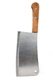 Meat Cleaver Knife Royalty Free Stock Photos