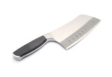 Meat cleaver knife Royalty Free Stock Images