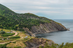 Meat Cove Stock Image