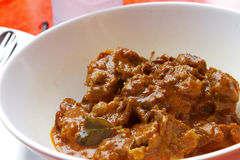 Meat Curry, Mutton Curry Stock Image
