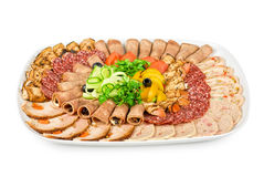 Meat cuts Royalty Free Stock Images