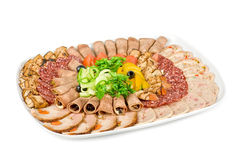Meat cuts Royalty Free Stock Photography